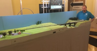 Modellbahnausstellung in Suhl