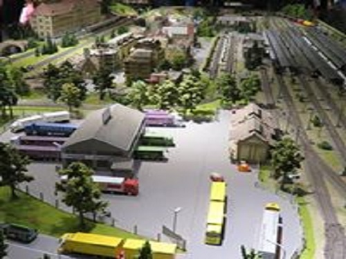 Vereinsausflug zur Faszination Modellbahn Mannheim